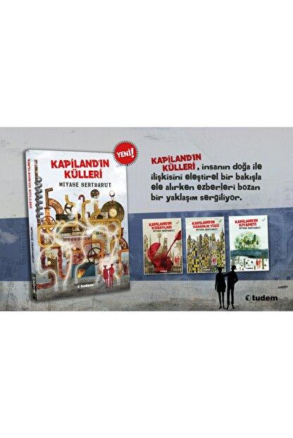 Tudem Yayınları Kapiland / 4 Kitap Set /miyase Sertbarut /