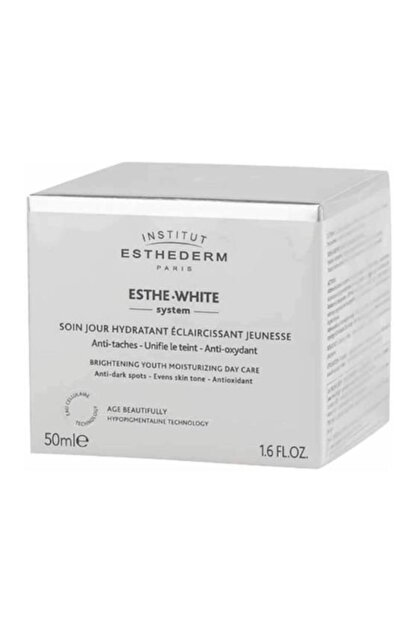 INSTITUT ESTHEDERM White System Brightening Youth Moisturizing Day Care 50ml