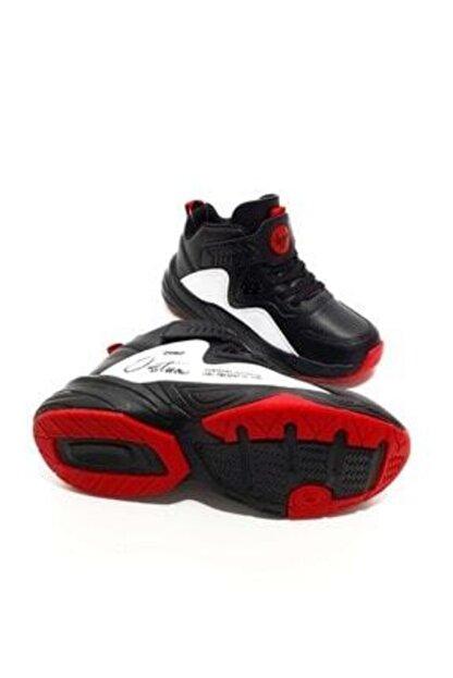 Jump Çocuk Siyah Spor Ayakkabı