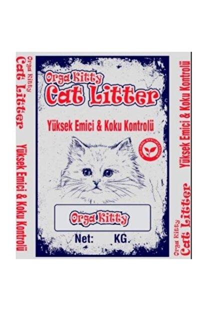 Orgakitty Orga Kitty (dogal Selüloz Pelleti) Pelet Kedi Kumu 25kg (37lt)