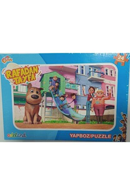 ADELAND Trt Çocuk Rafadan Tayfa 24 Parça Yapboz (puzzle)