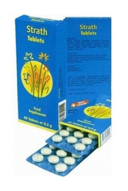 BIO-STRATH 500 Mg 40 Tablet