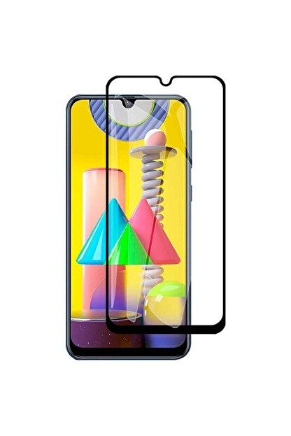 Di Aksesuar Samsung M31 Temperli Full Kaplayan Seramik 9d Nano Ekran Koruyucu