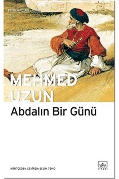 İthaki Yayınları Abdalın Bir Günü - - Mehmed Uzun