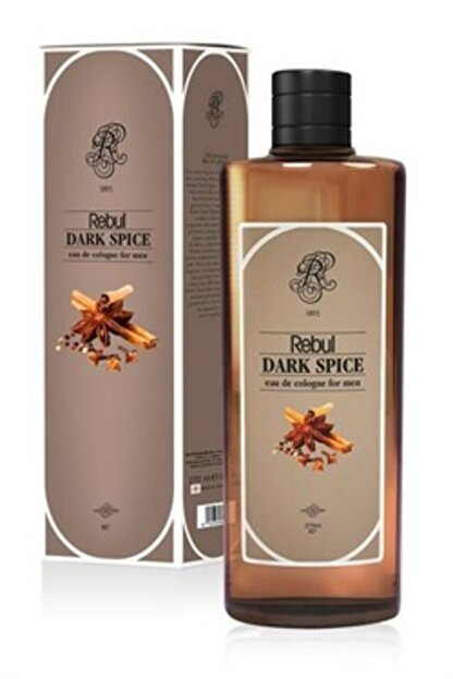 Rebul Kolonya Dark Spice 270ml