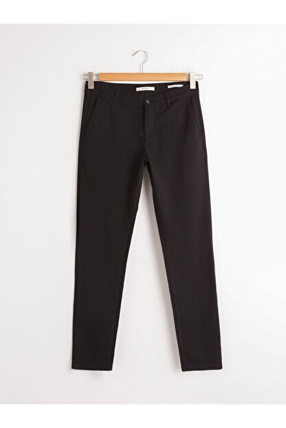 LC Waikiki Erkek Yeni Siyah Pantolon S13073Z8
