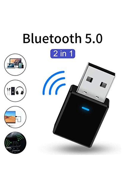 Ally Mobile Ally Sy317 Usb 3in1 Bluetooth 5.0 Fm Transmitter Receiver