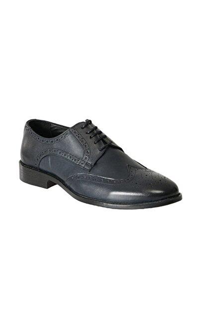 Altınyıldız Classics Erkek Lacivert Klasik Deri Ayakkabı