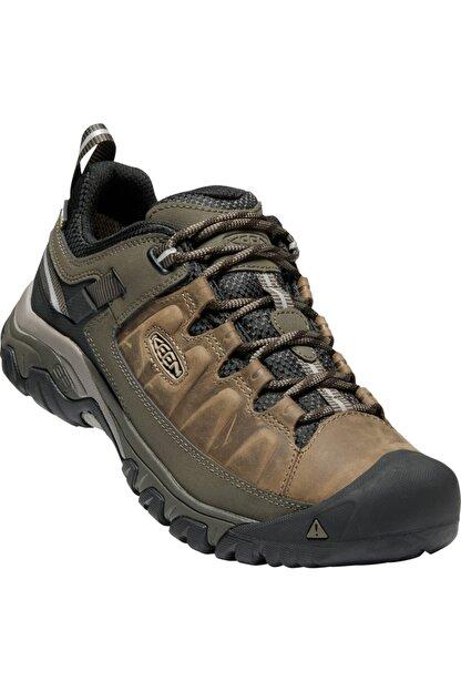 Keen Targhee Iıı Wp Su Geçirmez Deri Erkek Ayakkabı Bungee Cord