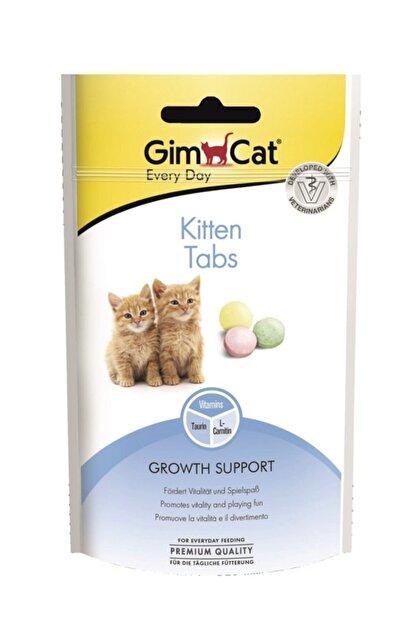 Gimcat Kitten Tabs Ödül Tableti 40gr - Yavru Kediler Için