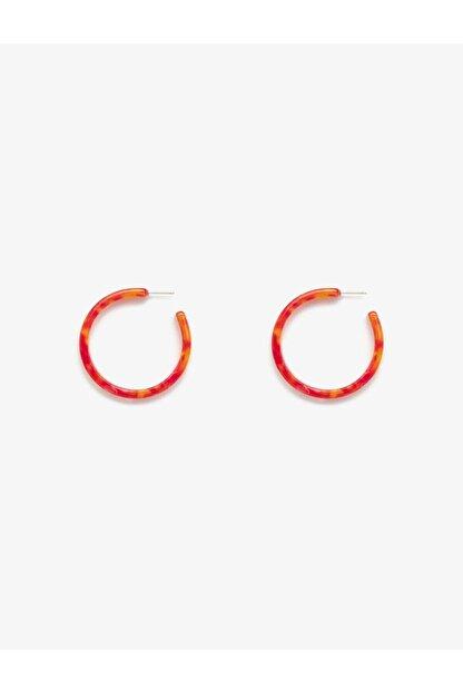Koton Kadın Kırmızı Küpe 0KAK71233OA