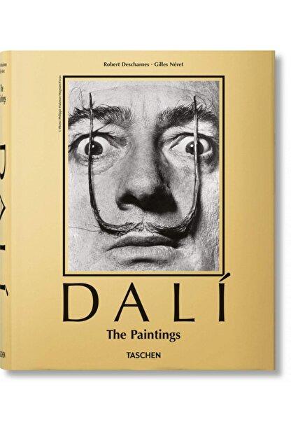 Taschen Dalí. The Paintings Hardcover - Kitap