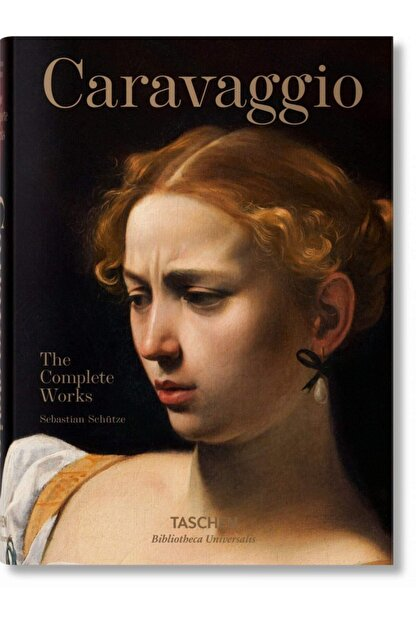 Taschen Caravaggio. The Complete Works - Kitap