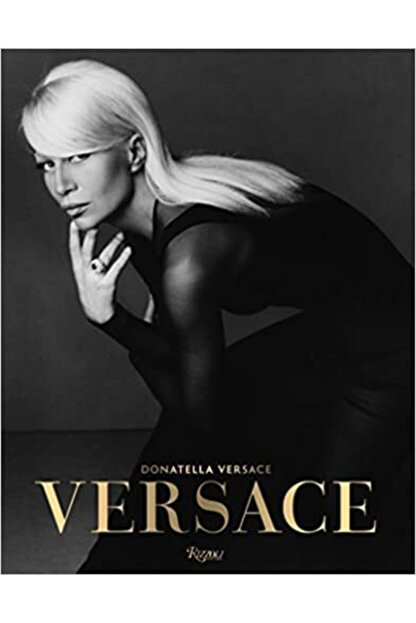 Rizzoli İnternational Publications Versace Illustrated Edition - Kitap