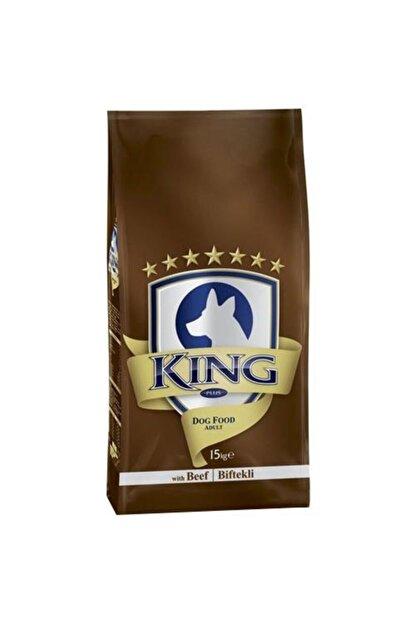 King Köpek Maması Biftekli 15 Kg