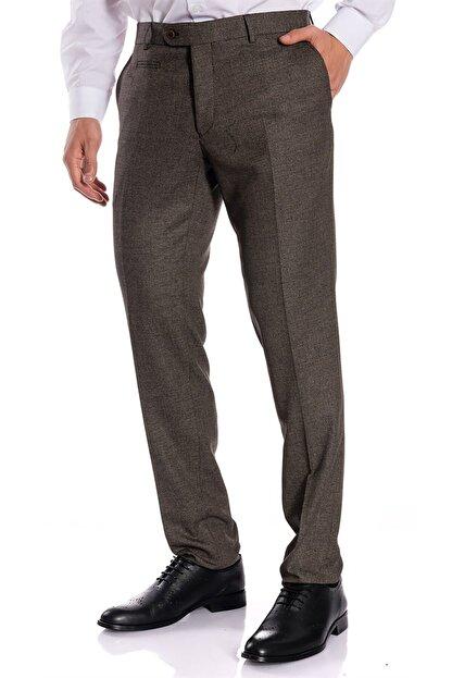 İgs Erkek Kahve Slim Fit Pantolon