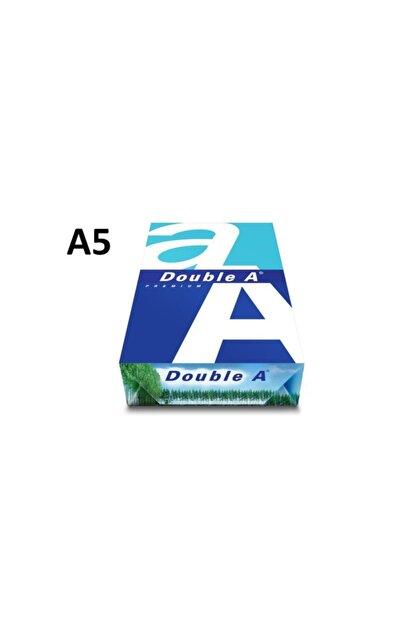 DOUBLE A Double-a A5 80 Gram Fotokopi Kağıdı 500 Lü Beyaz (1 Paket)