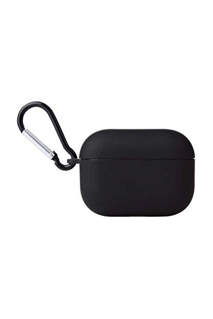 Dijimedia Apple Airpods Pro Kılıf Zore Airbag 11 Silikon Renk Siyah