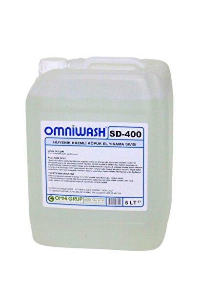 Omniwash Sd-400 5 Litre Hijyenik Köpük Sıvı El Sabunu