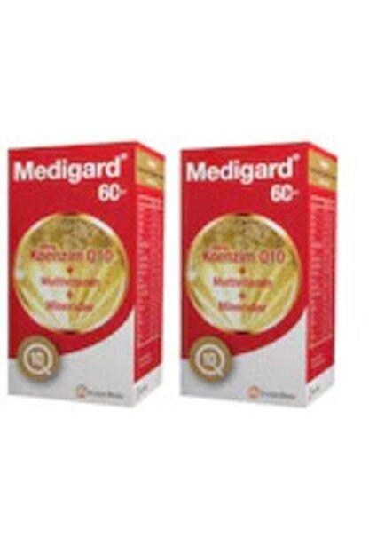 Eczacıbaşı Medigard Vitamin Mineral Kompleks Coq10 60