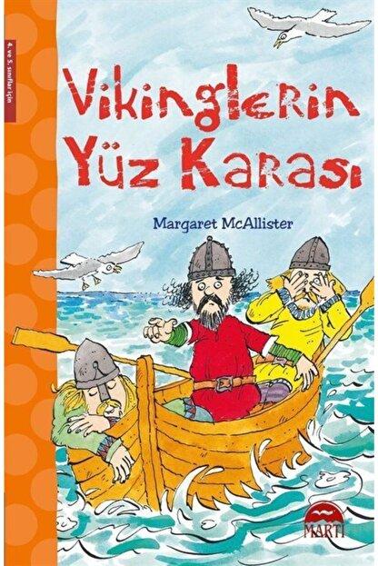 Martı Yayınları Vikinglerin Yüz Karası