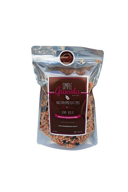 Simple Granola Orman Meyveli Ve Bademli Granola 450 gr