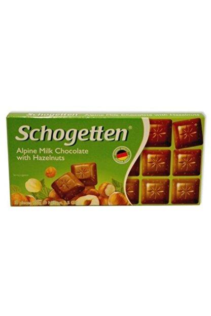 Schogetten Sütlü Fındıklı Çikolata 100 g