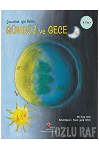 Tübitak Yayınları Gündüz ve Gece Çocuklar İçin Bilim