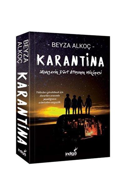 İndigo Kitap Karantina Beyza Alkoç