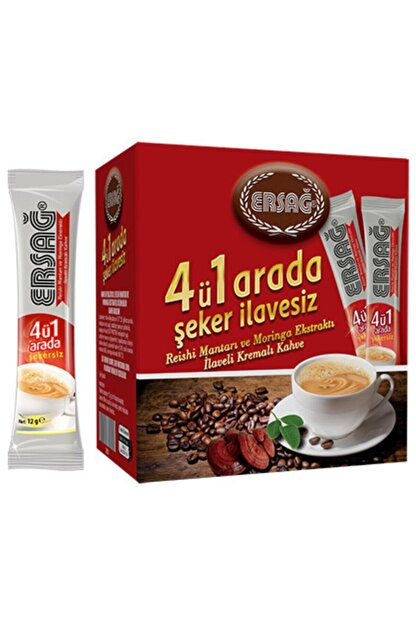 Ersağ 4'ü1 Arada Kahve