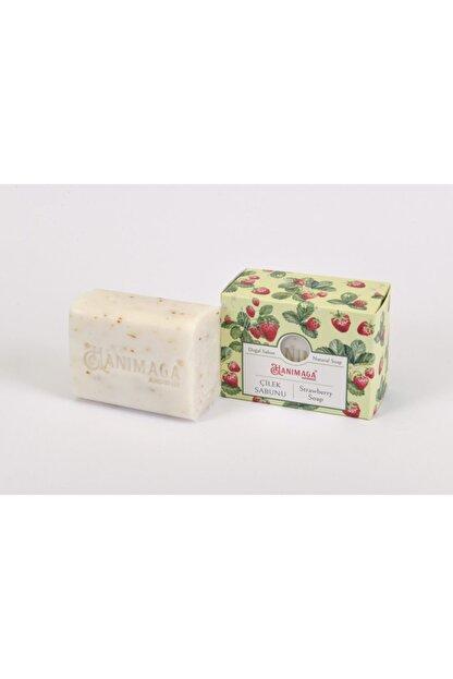 Hanımağa Çilek Sabunu %100 Doğal (120 Gr) 2 Adet