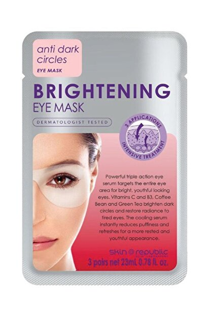 Skin Republic Brightening Göz Maskesi 23 Ml