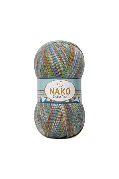 Nako Bebe Mıx İp  86832