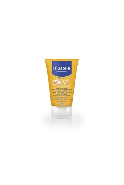 Mustela Very High Protection Sun Lotion Spf  100 Ml