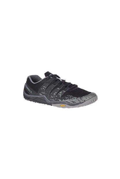 Merrell Kadın Siyah Trail Glove 5  Koşu Ayakkabısı