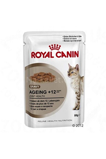 DIGERUI Royal Canin Gravy Ageing 12 Kedi Maması 85 gr