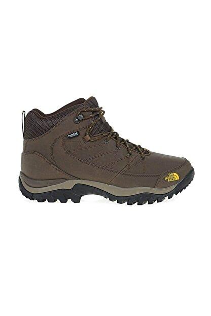 The North Face Erkek Kahverengi Outdoor Ayakkabı
