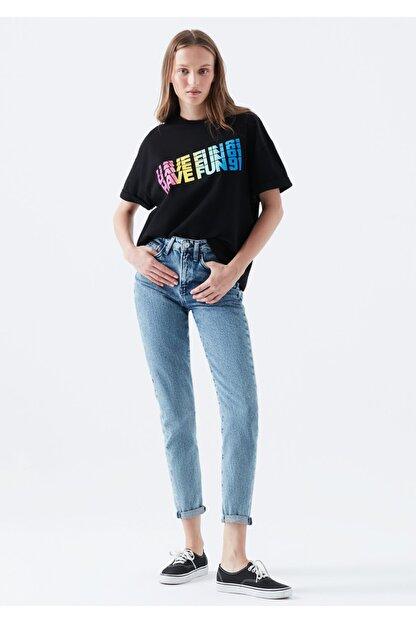 Mavi Kadın Cindy Gold Icon Indigo Random Jean Pantolon 100277-31852