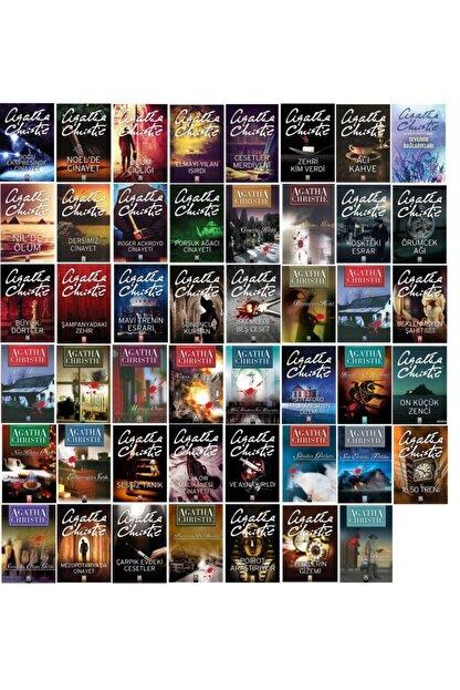 Altın Kitaplar Agatha Christie Dev Seti- 47 Kitaplık