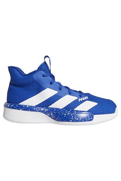 adidas Unisex Çocuk Mavi Pro Next Basketbol Ayakkabısı