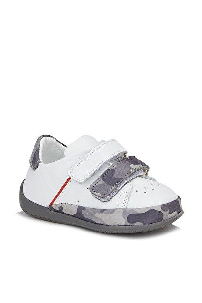 Vicco Bruno Erkek Ilk Adım Beyaz Günlük Ayakkabı
