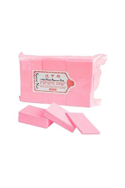 alaraycosmetics 1000'li Paket Tüysüz Ped Protez Tırnak Kalıcı Oje Cleanser Silmek Için Tüy Bırakmayan Lifsiz Bez