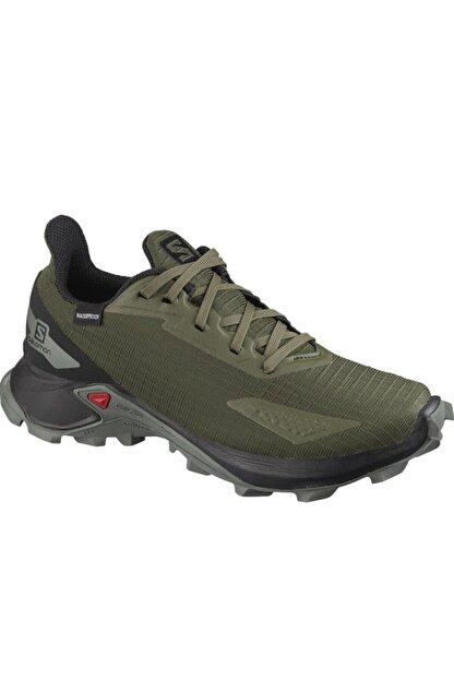 Salomon Erkek Haki Outdoor Ayakkabı L41105800