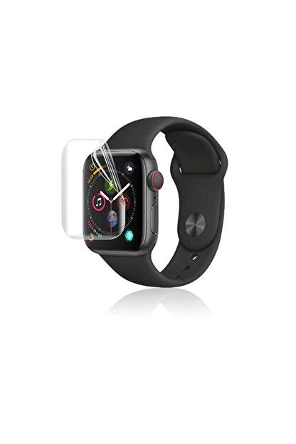 Zore Apple Watch 1 38mm Silikon Full Body Ekran Koruyucu