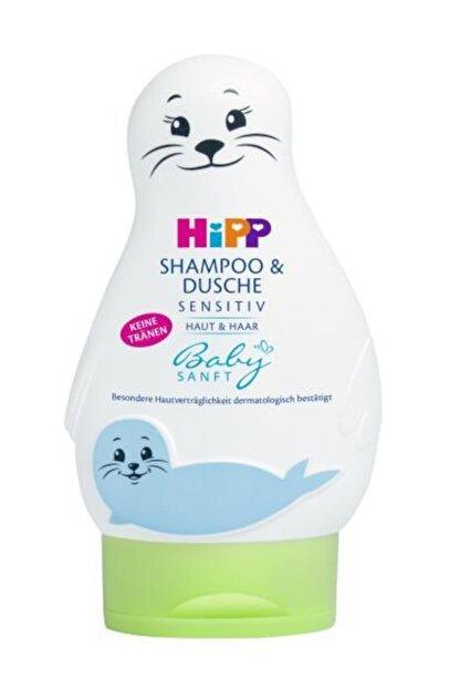 Hipp Hıpp Babysanft Saç Ve Vucut Şampuanı Robe 200ml
