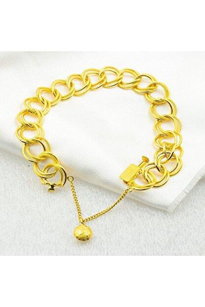 Bilezikci Kadın Samanyolu 22 Ayar Altın Bileklik 11,00 gr