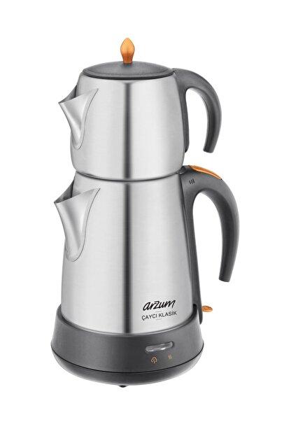 Arzum Ar3004-ınx Çaycı Klasik Çay Makinesi