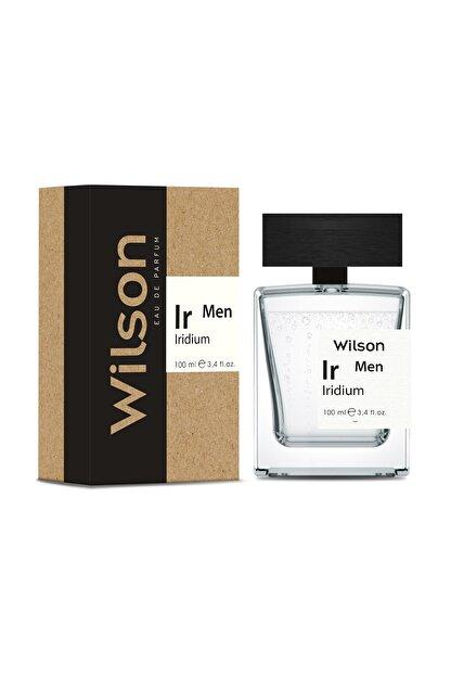 Wilson Iridium Edt 100 ml Erkek Parfüm  8690954161258