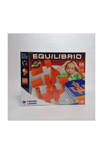 Curious & Genius Yayınları Equilibrio Zeka Geliştirici Kutu Akıl Ve Zeka Oyunu