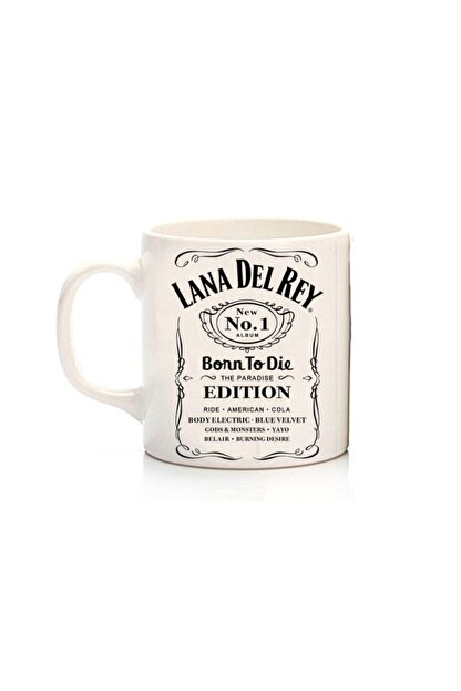 Köstebek Lana Del Rey - Born To Die Kupa
